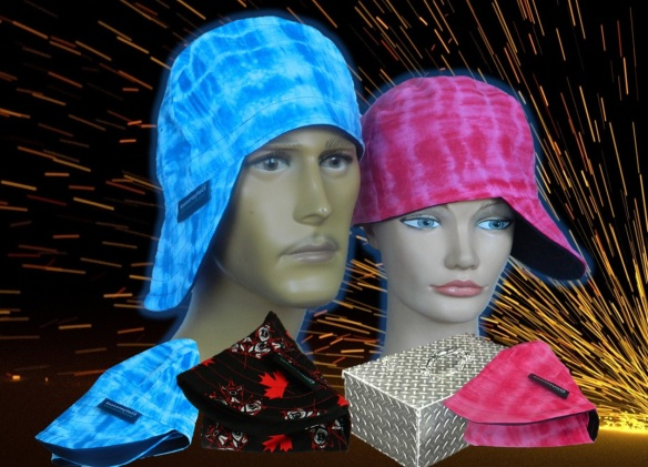 Comfortable Welding Hats For Him And Her