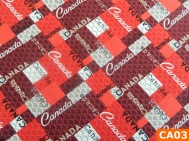 Warm Fleece Lined Winter Bandana With Fiesta Canada