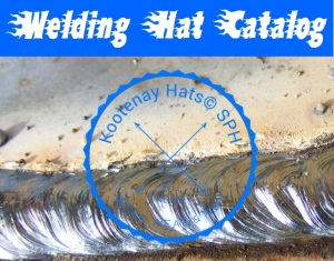 Welding Hat Catalog