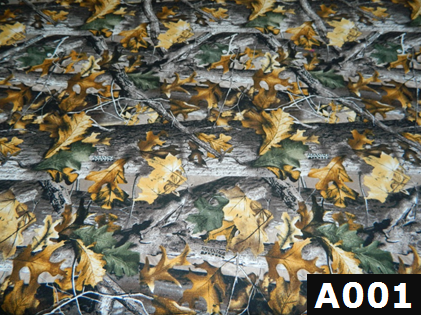 Tree Yellow Camo fabric 100% cotton Canadian custom made welding hats for Tradespeople who love camouflage design PPE