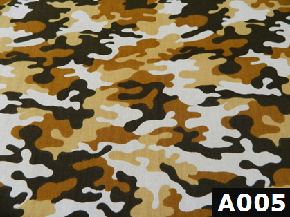 Fawn Camo fabric 100% cotton Canadian custom made welding hats for Tradespeople who love camouflage design PPE