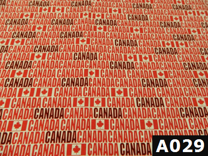 Canadian Flags Beige fabric 100% cotton Canadian custom made welding hats for Tradespeople who love Canadian Flags design PPE