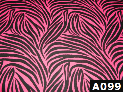 Hot Pink Tiger Stripes fabric 100% cotton Canadian custom made welding hats for Tradespeople who love stripe designs PPE