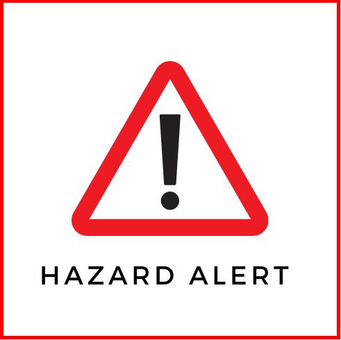 Hazard Alert www.KootenayHats.com