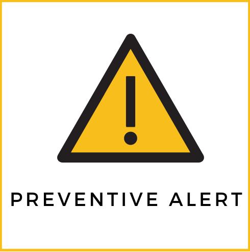 Preventive Alert www.KootenayHats.com
