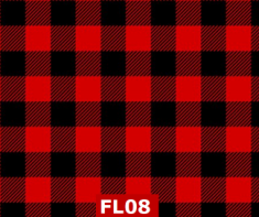 Flannel Red Checks 100% Cotton Canadian Custom Made Welding Hats For Tradespeople www.KootenayHats.com
